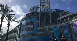 The Best Thing at NAMM Was...